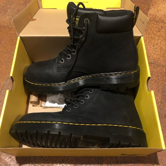 3c8cfac494e BRAND NEW DR. MARTENS MENS WINCH STEEL TOE BOOTS! NWT